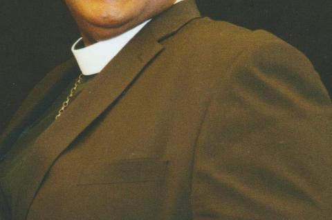 Bishop-Elect Jimmie L. Blake