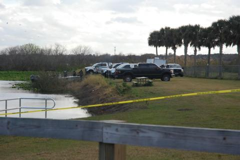 The search for the missing boater began Wednesday after his boat was discovered unoccupied in Lake Jesup.
