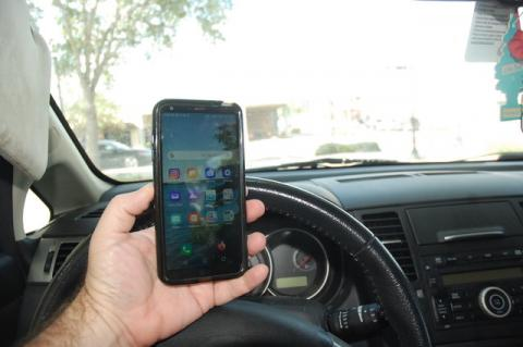 Beginning Jan. 1 police will begin issuing tickets for improper cell phone use.
