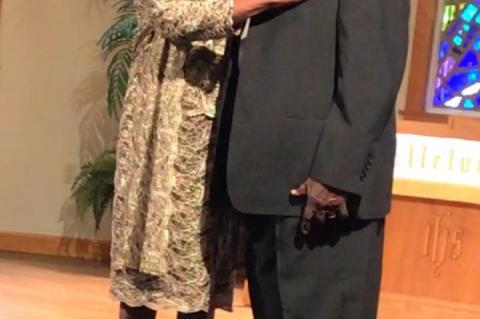 Happy 67th Wedding Anniversary to Deacon Jimmie Lee and Mother Mary Ann Stuckey, Sr.