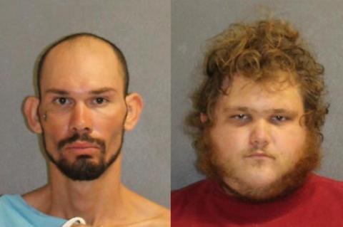 Stabbing suspect Sanchez-Roman and Autistic suspect Jobe.