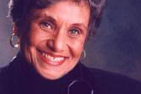 Dr. Marilyn Gaston, Health Symposium Speaker