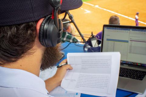 Students will be abel to have hands-on experience with sportscasting due to the new partnership.