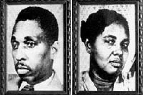 Harry T. and Harriette V. Moore, Civil Rights Activists