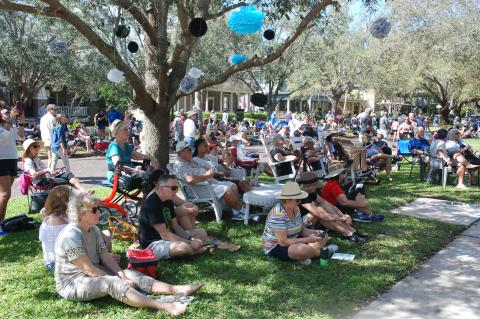 More events like Porchfest will return.