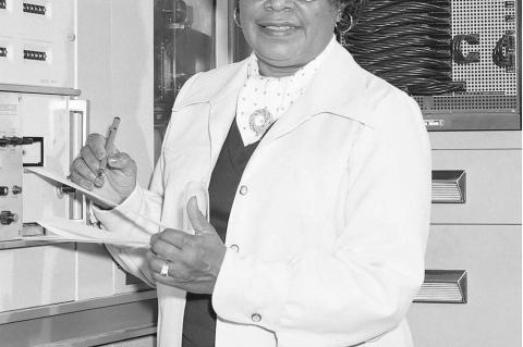 Mary W. Jackson, NASA Aerospace Engineer