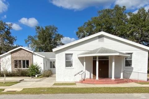 New Salem Primitive Baptist Church, Sanford, FL