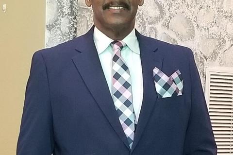 Pastor Emory Blake