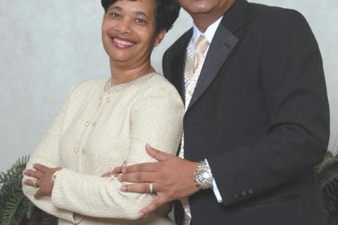 Pastor Paul P. and Sister Alberta Wright