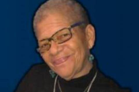 Pastor Ruth D. Diehl, New Bethel A.M.E. Church, Sanford-Midway