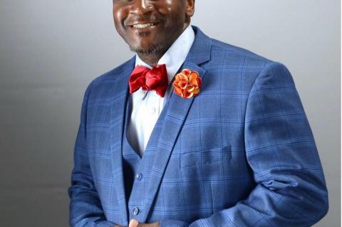 Pastor Sammie J. Edwards, Sr., St. Paul M.B. Church