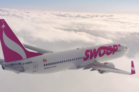 Swoop airline was established in 2018 as an independent subsidiary of the WestJet Group of Companies, Canada.