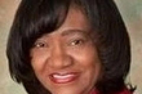 Dr. Velma H. Williams, the first woman and first Black woman elected to Sanford's City Commission