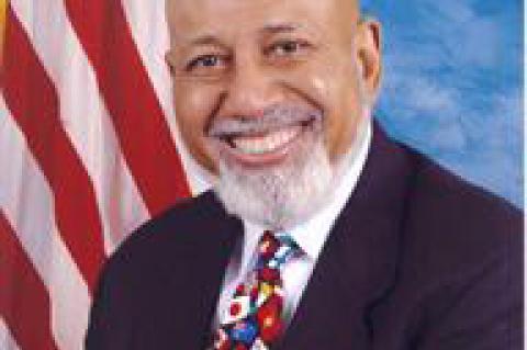 U.S. Congressman Alcee L. Hastings
